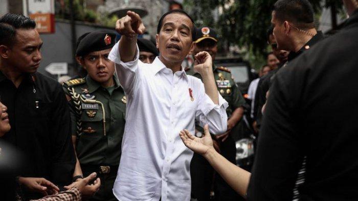Jelang Pilpres 2019, Jokowi Minta Masyarakat Jaga Optimisme