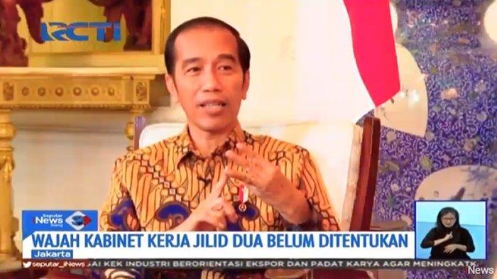 Berebut Jatah Menteri Jokowi, PKB dan Nasdem Bersaing, Muncul Nama Grace Natalie Hingga AHY