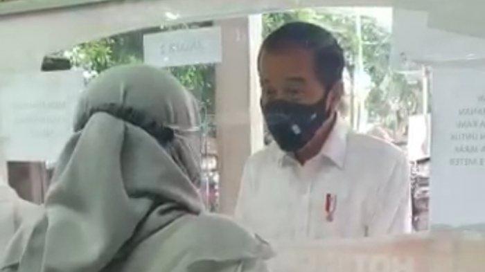 Percakapan Jokowi dengan Apoteker saat Sambangi Apotek di Bogor, Tak Sekadar Cari Obat Antivirus
