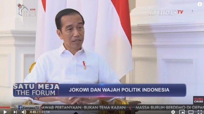 Jokowi Curiga Ada Penumpang Gelap saat Kerusuhan Papua, Lukas Enembe Minta Proses Hukum Ditegakkan