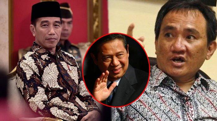 Usulkan Jokowi Pindah Kantor ke Lombok, Andi Arief: SBY Pernah Berkantor di Aceh dan Padang