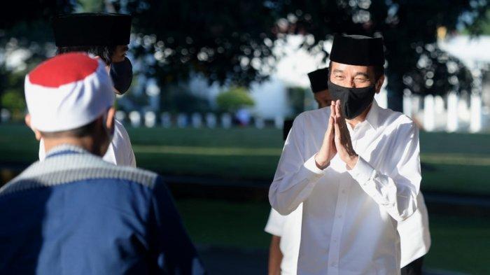 Hari Ini Presiden Jokowi Ulang Tahun ke-59, Ramai Ucapan Selamat dan Doa
