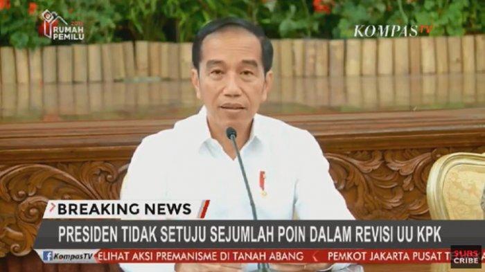 Jokowi Akan Terbitkan Lagi 7 Aturan Soal KPK, Ini Isinya