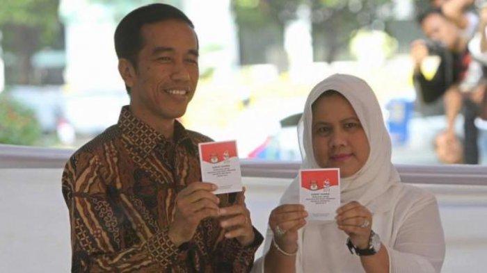 Jokowi dan Iriana Tak Bisa Nyoblos di Pilkada Solo 2020, Ini Penjelasan KPU