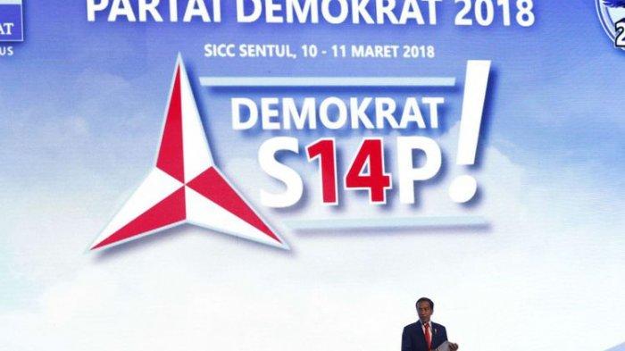 Kecewa Janji Jokowi, Kader Demokrat Ini Pilih 'Walkout' Saat Rapimnas