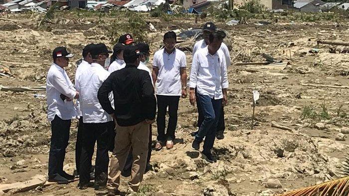 Banyak Hoaks Soal Gempa dan Tsunami di Sulawesi Tengah, Jokowi : Tindakan Pengecut