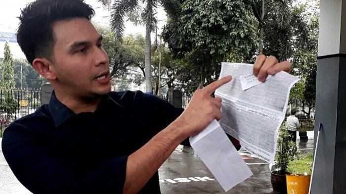 Jonathan Frizzy Diteror Dapat Surat Kaleng Sampai Anaknya Diancam, Polisi Buru Pelaku