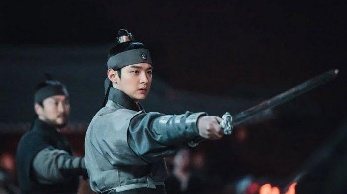 Potongan adegan dalam drama Joseon Exorcist