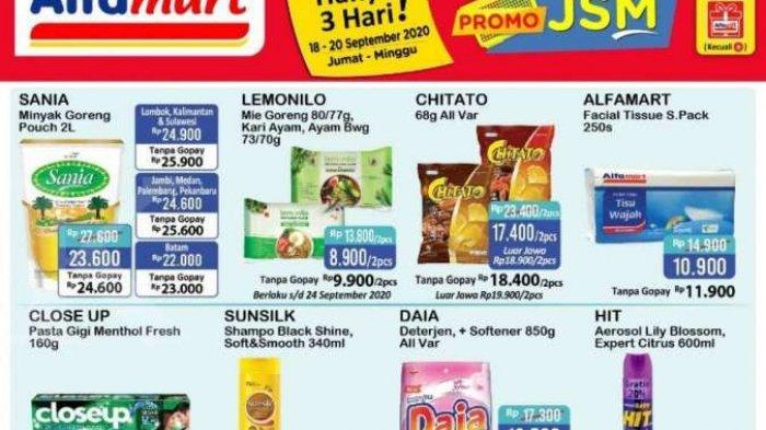 Katalog Promo Alfamart Lengkap : Kejutan Super Monday hingga Promo Minyak Goreng