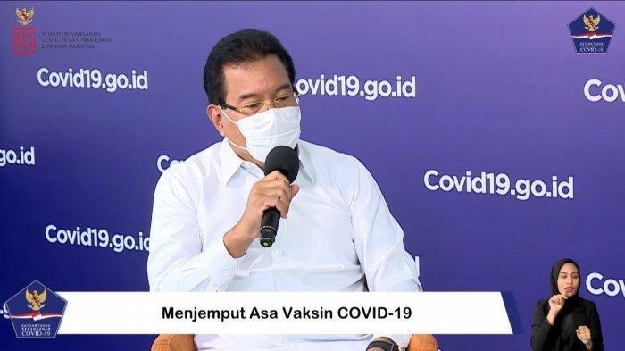 Satgas Covid-19 Ingatkan Masyarakat Waspada, Disiplin Prokes Jangan Sampai Kendur