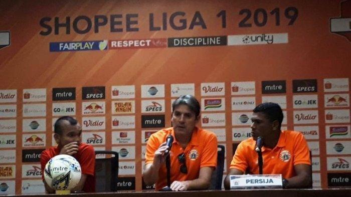 Persija Jakarta Targetkan Curi 3 Poin saat Jamu Pemuncak Klasemen Bali United