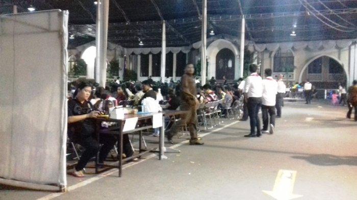 Jumat Agung di Kota Bogor Berlangsung Khidmat, Anggota Banser Ikut Jaga Keamanan