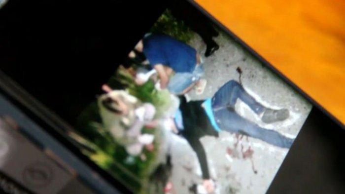 Seorang Wartawan di Mamuju Tengah Tewas dengan 8 Tusukan, Ada Sepatu Terduga Pembunuh Dekat Lokasi