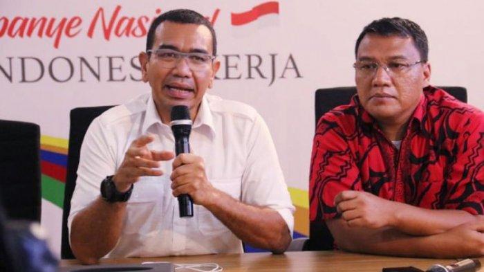 Ketua DPP Perindo: Amien Rais Minta 55:45,Itu Tidak Realistis