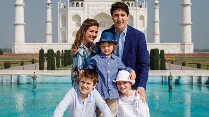 Fotonya Saat Kunjungi India Jadi Viral, Ini Sosok 'Gemesin' Anak Justin Trudeau