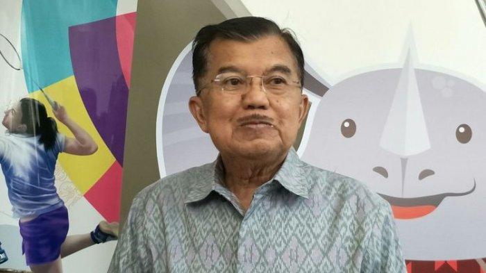 Jusuf Kalla : Dulu Waktu Kalah dari Pak SBY, Saya Langsung Telepon dan Mengucapkan Selamat