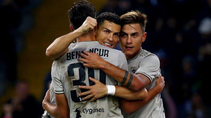 Live Streaming Atalanta vs Juventus - Link beIN Sports 2 via Vidio Premier di Liga Italia