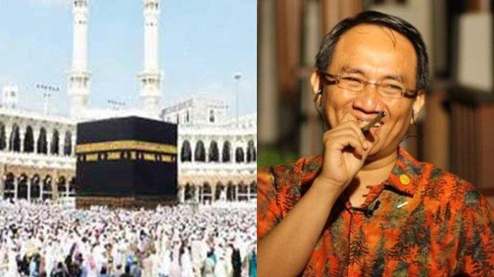 Andi Arief Kenang Momen SBY dan Soeharto Saat Bisa Masuk ke Dalam Kabah: Jangan Ditarik ke Pemilu !