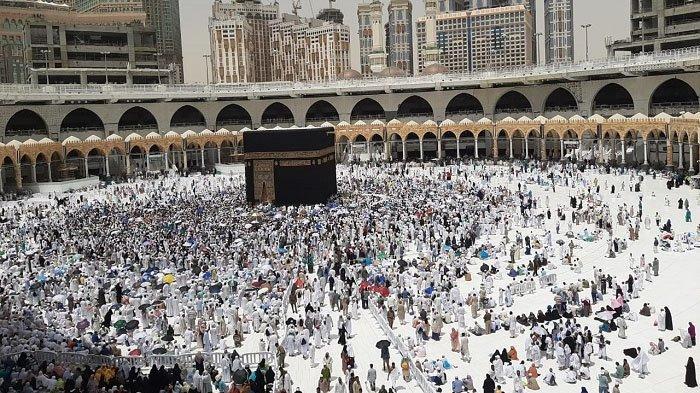Sejak Tadi Malam, Jemaah Haji Sudah Diberangkatkan ke Padang Arafah Jelang Pelaksanaan Wukuf