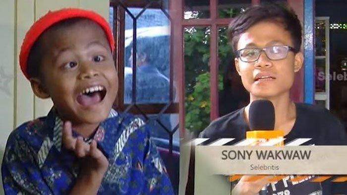 Kabar Terbaru Sony Wakwaw Setelah Lama Menghilang, Dulu Jadi Bintang Sinetron, Kini Jualan Gorengan