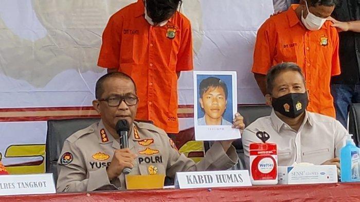 Sempat Buron, Tersangka Penembakan Paranormal Berhasil Ditangkap di Jasinga Bogor