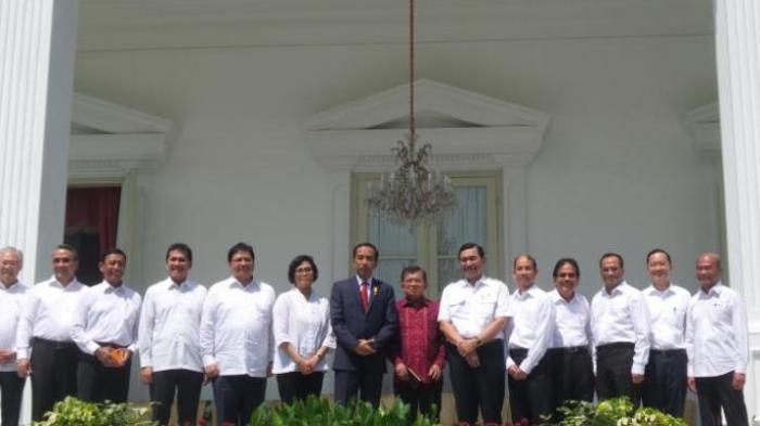 Bocoran Kriteria Calon Menteri Perempuan di Kabinet Jokowi : Muda, Cantik dan Cerdas