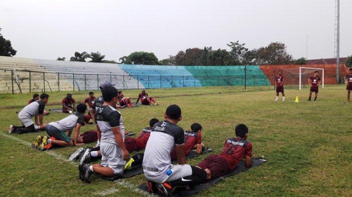 Kurang Pemain, PS Tira Persikabo Ajak Squad Junior Latihan Bersama