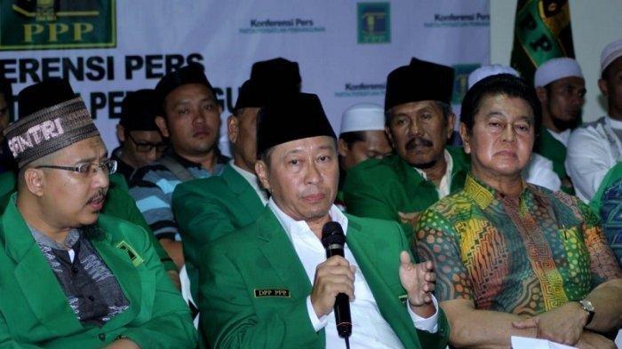 Anak KH Maimoen Zubair Pimpin Doa di Depan Pengurus PPP, Minta Prabowo Jadi Pemimpin