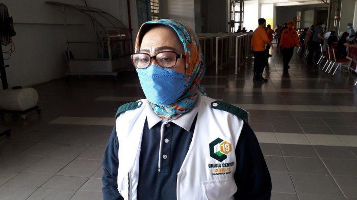 Menipis Imbas Lonjakan Kasus, Tempat Tidur Isolasi Covid-19 di Kabupaten Bogor Ditambah 209