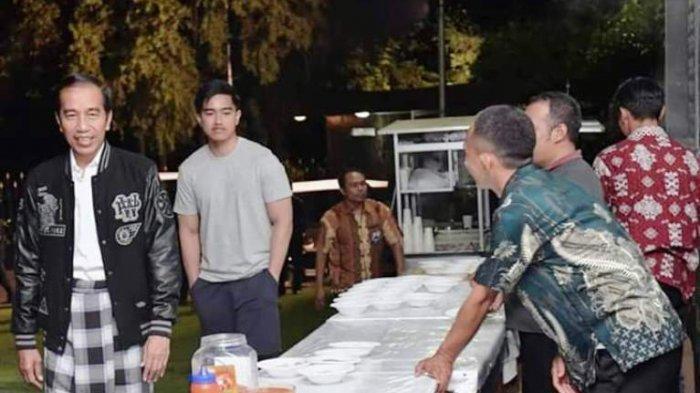 Anak Jokowi Diledek karena Berdiri di Belakang Presiden, Kaesang Pangarep Ungkap Maksud Terselubung