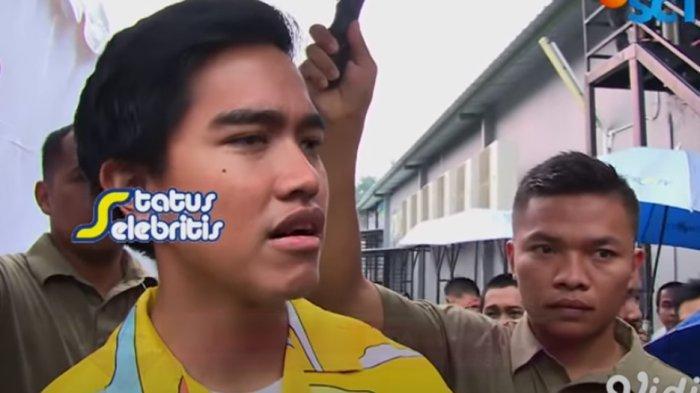 Kata Kaesang soal Isu Pernikahannya dengan Nadya Arifta, Putra Jokowi Beri Respon Mengejutkan