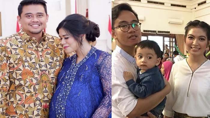 Berasal dari Bahasa Jawa, Ini Perbedaan Arti Nama Kedua Cucu Jokowi