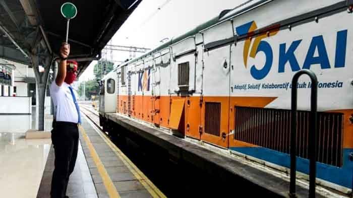 7 Jadwal Keberangkatan KA dari Jakarta Hari Ini Dibatalkan karena Banjir