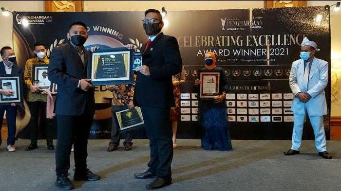 Selamat ! Alumni Muda IPB Sabet Penghargaan Indonesia Best Youth Leader Award 2021