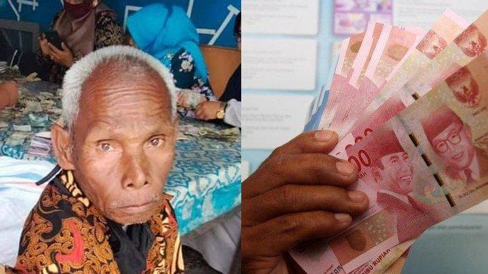 Kisah Kakek Simpan Uang di Karung Hasil Cuci Piring, Totalnya Fantastis, Dikira Kurang Perhatian