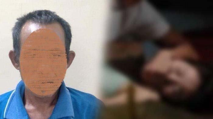 Pergoki ABG Mesum di Kamar Mandi, Pria Tua Malah Nekat Ikutan Nimbrung, Korban Dipaksa Lakukan Ini