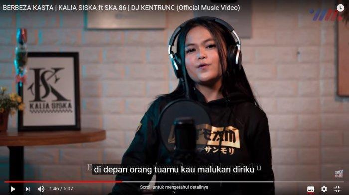 Download Lagu DJ Kentrung Cover Kalia Siska : Berbeza Kasta - Musik Mp3 dan Lirik Lagu