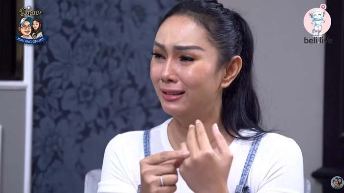 Menikah Baru 6 Bulan, Kalina Ocktaranny Pasrah Diceraikan Vicky Prasetyo : Gue Kayak Digampar
