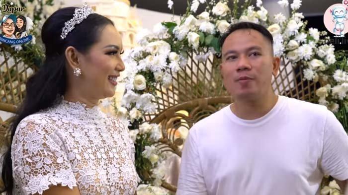 Kalina Tersipu 'Dihajar' Keperkasaan Suami di Malam Pertama, Vicky Prasetyo: Gladiator Menanam Benih