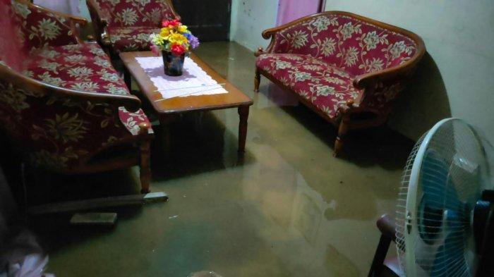 Rumah di Kampung Cilubang Bogor Jadi Langganan Banjir saat Hujan, Warga Kesal Ngadu Tak Direspon