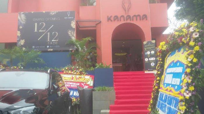 Kanama Resto, Hadirkan Konsep Menarik dengan Menu Makanan Western dan Nusantara