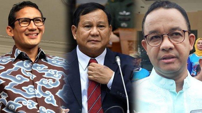 Hasil Survei Indo Barometer Soal Kandidat Pilpres 2024, Prabowo Tertinggi, Ganjar ke-4