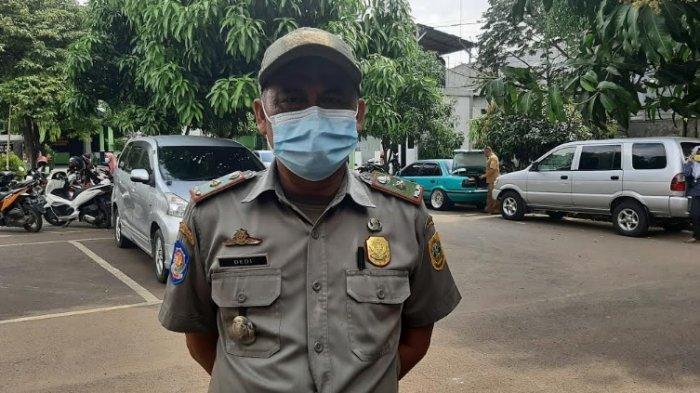 Satpol PP Bojonggede Bogor Imbau Warga Tetap Patuhi Prokes saat Shalat Tarawih Berjamaah