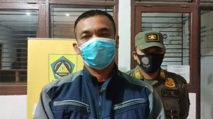 Satgas Covid-19 Kecamatan Leuwisadeng Larang Siswa SMK Kesehatan Mustopo Study Tour ke Yogyakarta