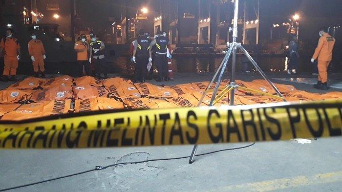 Update Lion Air JT610 - Tiga Penumpang Kembali Teridentifikasi Hari Ini