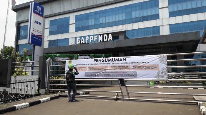 91 Pegawai Positif Covid-19, 4 Kantor Dinas di Kabupaten Bogor Ditutup Sementara
