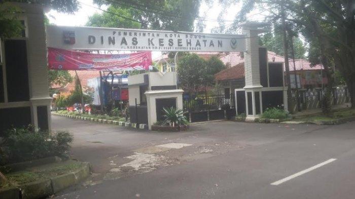 Kantor Dinas Kesehatan Kota Bogor
