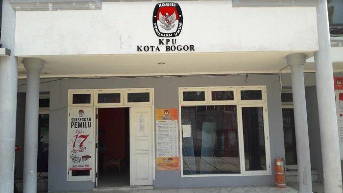 Hari Pertama Kerja, Pegawai KPU Kota Bogor Tak Ada yang Bolos