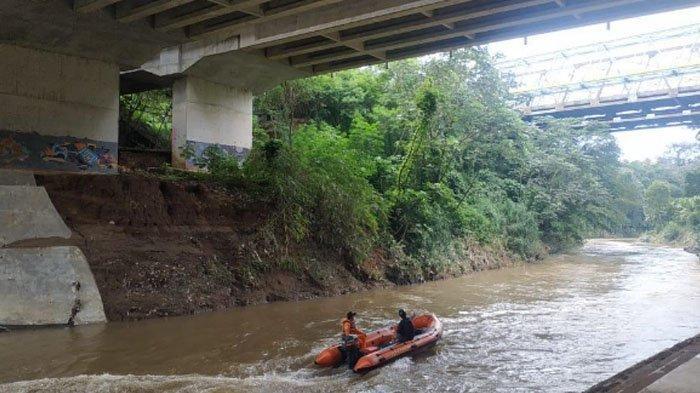 Kantor Pencarian dan Pertolongan Jakarta Bantu Cari Bocah 9 Tahun yang Hanyut di Bogor