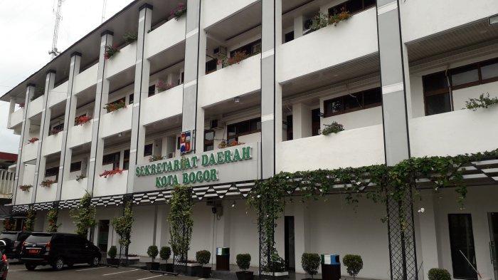 Sekda Positif Covid-19, Kantor Setda Kota Bogor Ditutup Sementara Tiga Hari